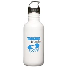 Touched Autism2 Water Bottle