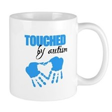 Touched Autism2 Mugs