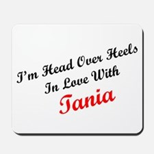 In Love with Tania Mousepad