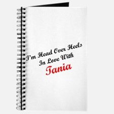 In Love with Tania Journal