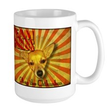 Team Carlos Propaganda Design Mugs