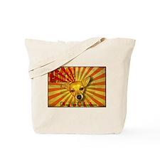 Team Carlos Propaganda Design Tote Bag