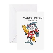 Marco Island, Florida Greeting Cards