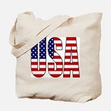 EUA / USA Tote Bag