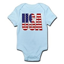 EUA / USA Infant Bodysuit
