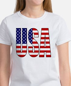 EUA / USA Women's T-Shirt