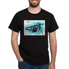 Dwarf Minke Whale T-Shirt