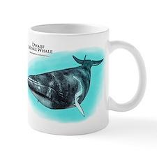 Dwarf Minke Whale Mug