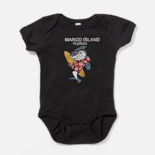 Marco Island, Florida Baby Bodysuit