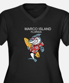 Marco Island, Florida Plus Size T-Shirt