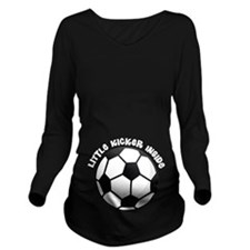 Soccer Ball Little Kicker Inside Long Sleeve Mater