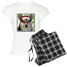 Handsome Holiday Corgi Pajamas