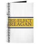 Re-Elect Reagan Journal