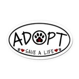 Animal rescue Car Magnets