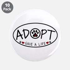"""Universal Animal Rights 3.5"""" Button (10 pack)"""