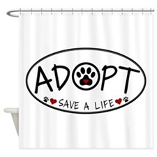 Universal Animal Rights Shower Curtain