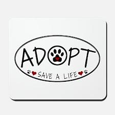 Universal Animal Rights Mousepad