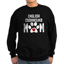 English Coonhound Mom Sweatshirt