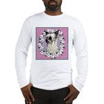Powder Puff Chinese Crested Long Sleeve T-Shirt