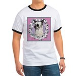 Powder Puff Chinese Crested Ringer T