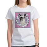Powder Puff Chinese Crested Women's T-Shirt