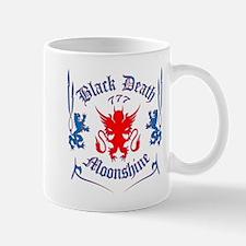 Black Death 777 RGB Logo Mugs