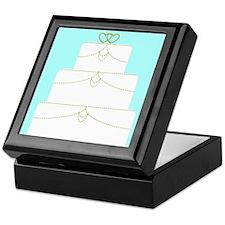 Wedding Cake Keepsake Box