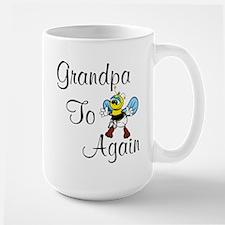 Grandpa To Bee Again Mugs