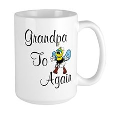 Grandpa To Bee Again Mugs