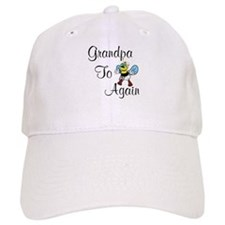 Grandpa To Bee Again Baseball Baseball Cap