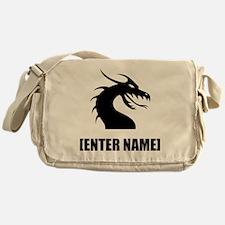 Dragon Personalize It! Messenger Bag