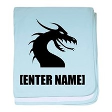 Dragon Personalize It! baby blanket
