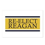 Reagan Postcards (Package of 8)