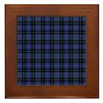 Tartan - Cargill Framed Tile