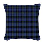 Tartan - Cargill Woven Throw Pillow