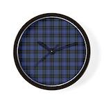 Tartan - Cargill Wall Clock
