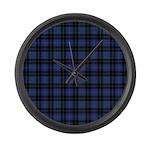 Tartan - Cargill Large Wall Clock