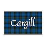 Tartan - Cargill 35x21 Wall Decal