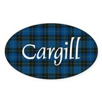 Tartan - Cargill Sticker (Oval 50 pk)