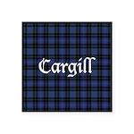 Tartan - Cargill Square Sticker 3