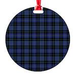 Tartan - Cargill Round Ornament