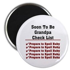 Grandpa To Bee Again Magnets