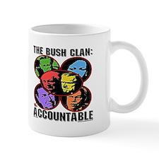 The Bush Clan Mug