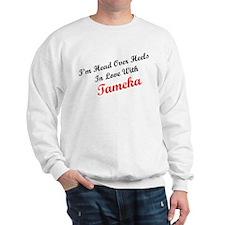 In Love with Tameka Sweatshirt