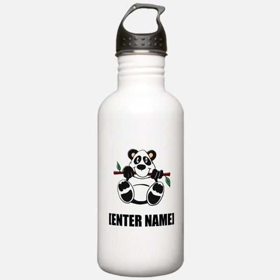 Panda Personalize It! Water Bottle