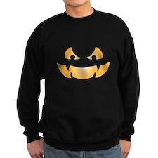 Scary Jack O Lantern Sweatshirt