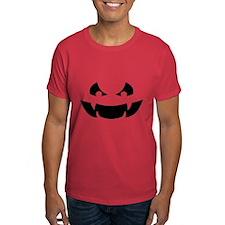 Scary Jack O Lantern T-Shirt
