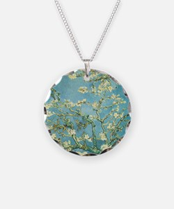 Blossoming Almond Necklace