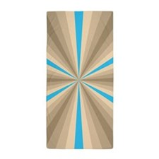 Summer Illusion Beach Towel