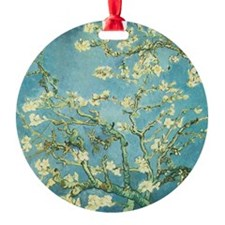 Blossoming Almond Ornament
